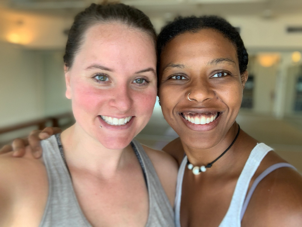 Meet Erika Porter! We've been friends for years and now we're both teaching YTT at Kali Yuga Yoga!