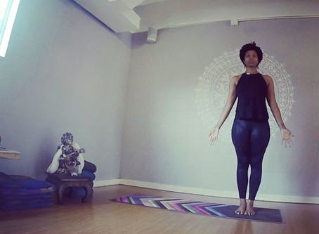 At The Intersection Of Race & Yoga (pt 1)