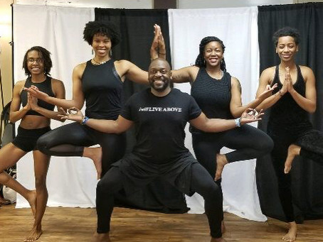 February Newsletter: Celebrating the History of Black Yogis