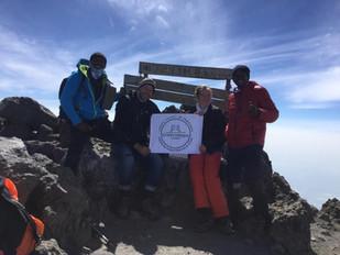 Meru summit