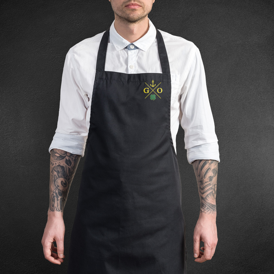 Grace O'Malley's Chef Uniform