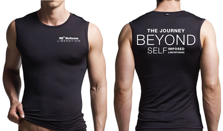 Rex Wellness Beyond Self t-shirt by designsparkz