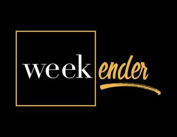 """""""WeekEnder"""" Haylo Indigo Design T-shirt"""