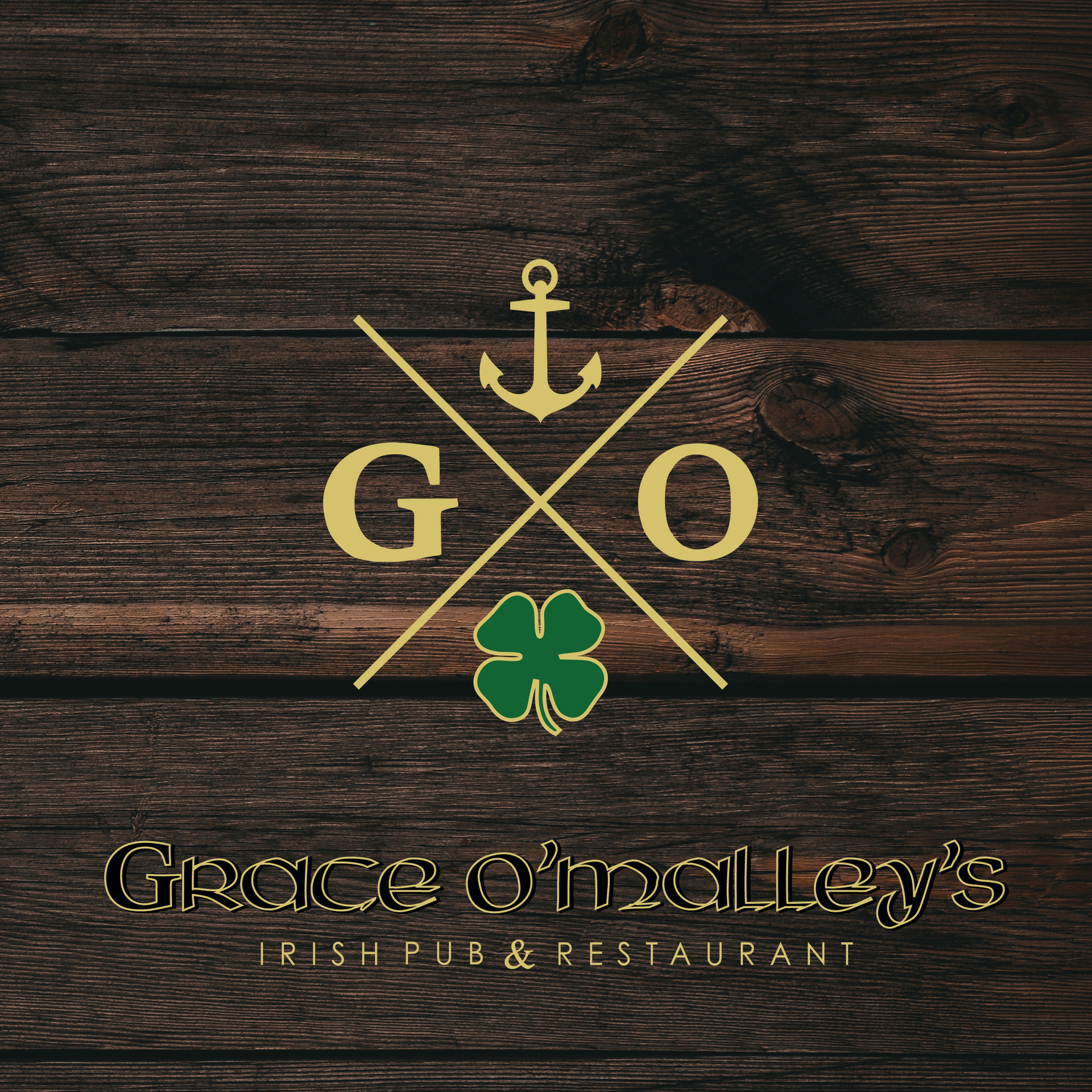 Grace O'Malley's Irish Pub and Restaurant.