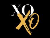 """XoXo"" Haylo Indigo Design T-shirt"