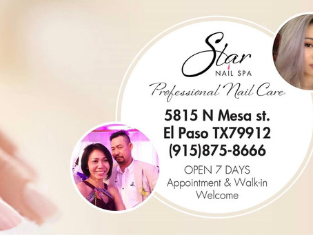 Welcome to STAR Nail Spa