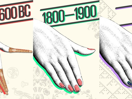 The history of Nail Industry.