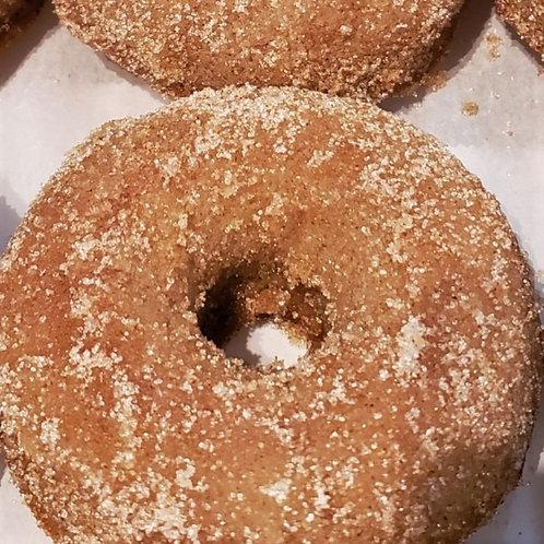Churro Donuts (6) by the keto bakery box