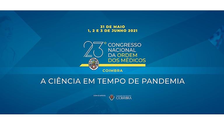 23º CONGRESSO NACIONAL DA ORDEM DOS MÉDICOS