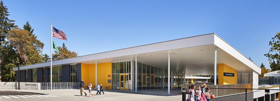 Northwood Elementary School - Mercer Island