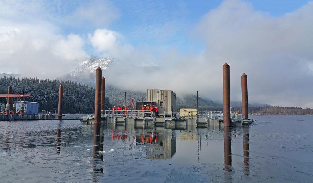 Morse Lake Pump Plant - North Bend