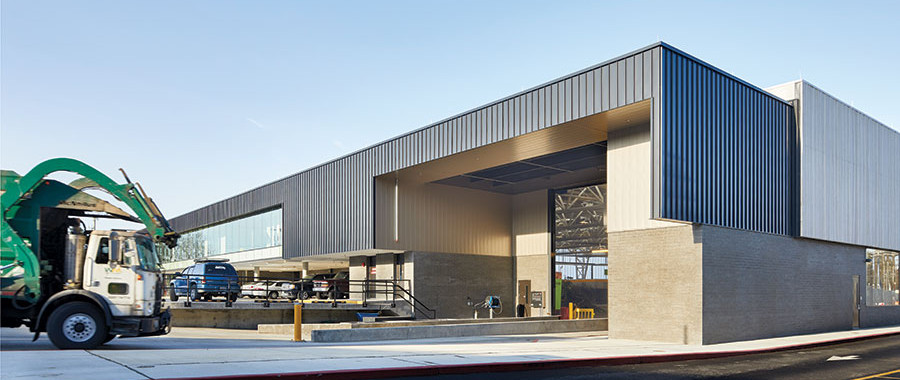 North Transfer Station - Seattle