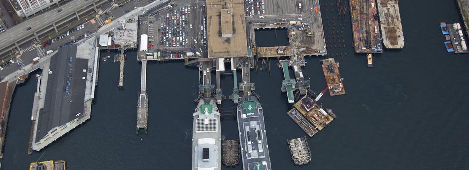 Colman Ferry Dock - Seattle