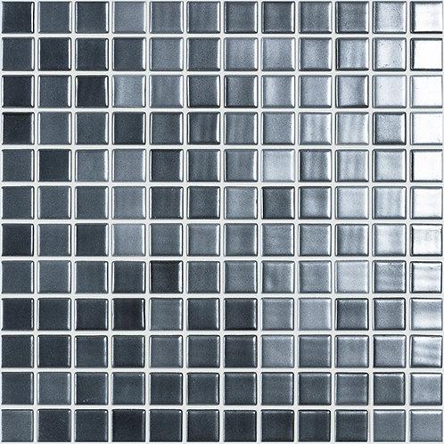 Magic Black glasmozaïek 25X25MM tegels