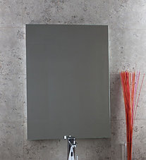 Spiegel met frame, kies het juiste formaat