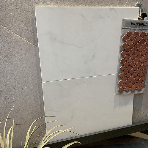 Bianco marmer 32X49 gerectificeerd wandtegel (prijs per m2)