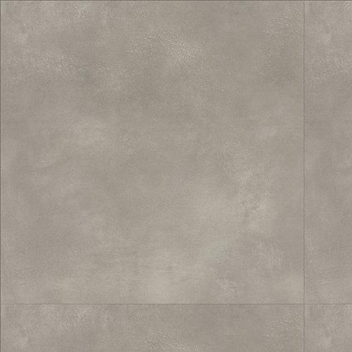 Abstreige lichtgrijze/beige betonlook 80x80 RTT grote vloertegels / wandtegels