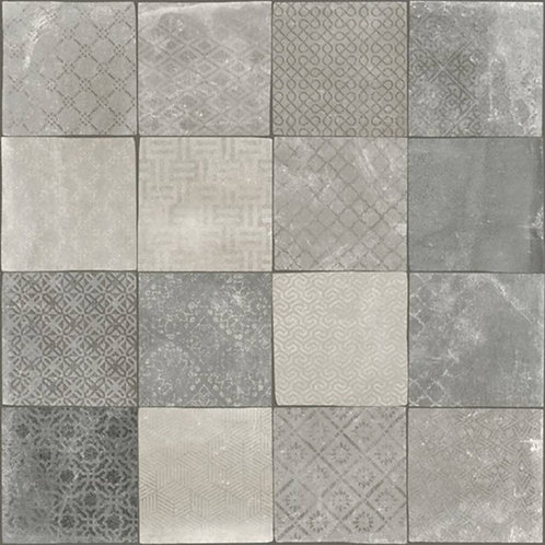 Dezzel grigio 60x60 (prijs per m²)