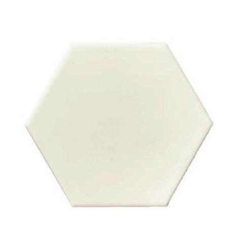 Hexagon mat beige 15x17 tegels (prijs per m²)