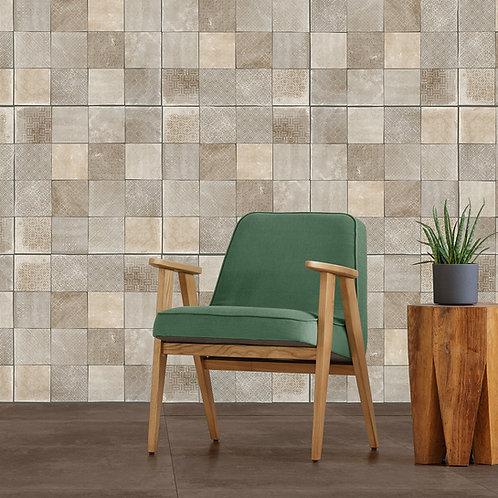 Bestau keramische betonlook 60x60 vloertegels / wandtegels