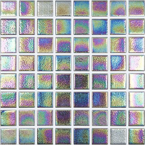 Shell Deep glasmozaïek 38X38MM tegels