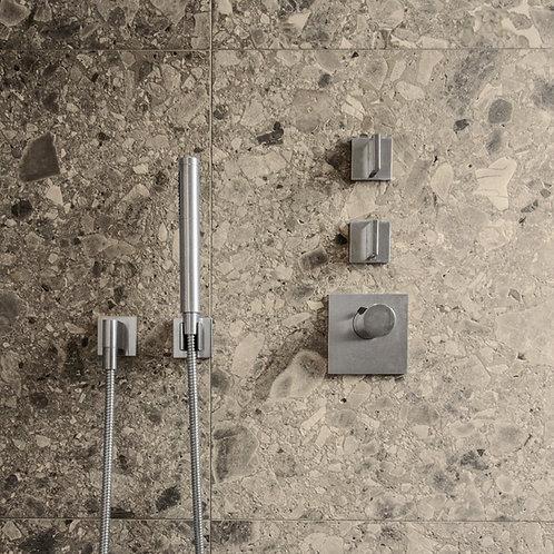 Cerpa Rodas gris 75x75 grote grijs-beige vloertegels of wandtegels
