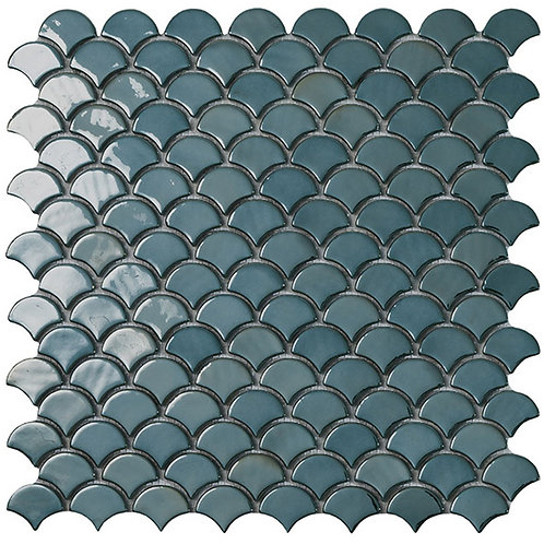 BR Green Vidrepur visschub glasmozaïek tegels