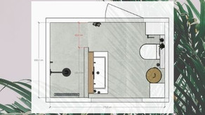 In 3 stappen naar een goede badkamerindeling. Mincio helpt jouw badkamer ontwerpen