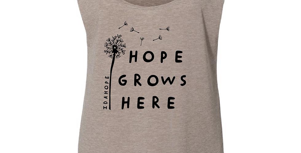 Hope Grows Tank
