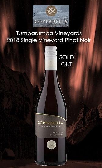2018 Coppabella Single Vineyard Pinot Noir