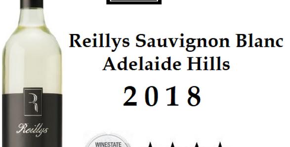 2018 Reillys Estate Sauvignon Blanc
