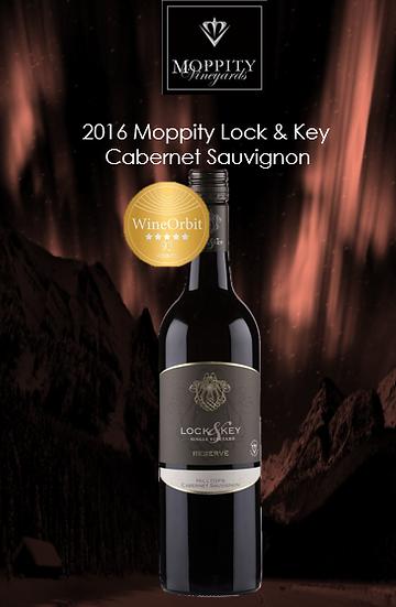 2016 'Lock & Key Cabernet Single Vineyard 6pk