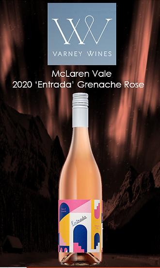Varney 'Entrada' Grenache  Rose