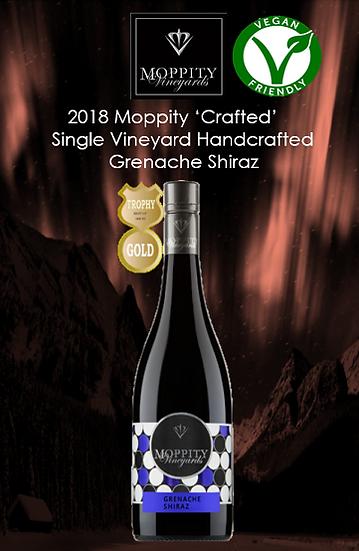 2018 Moppity 'Crafted' Grenache Shiraz