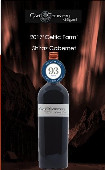 2017 GCV 'Celtic Farm' Shiraz Cabernet