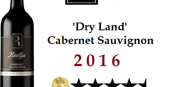 2016 Dry Land Cabernet Sauvignon Pack of 6 bottles