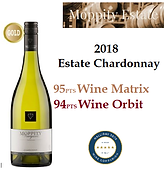 MOPPITY ESTATE 2018 CHARDONNAY COMPLETED
