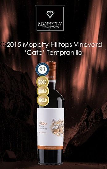 2015 Cato Tempranillo