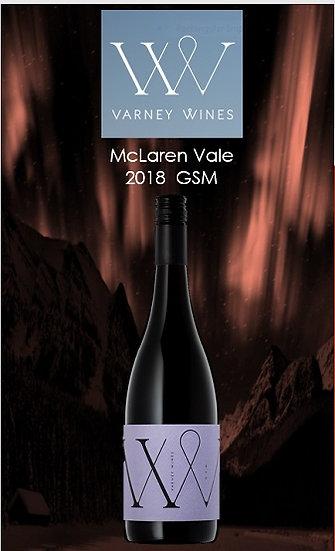 2018 Varney Wines McLaren Vale  GSM