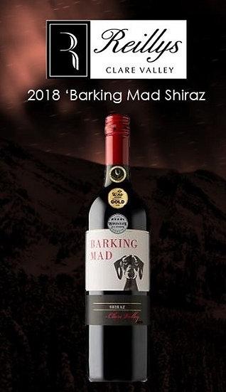 2018 Reilly's 'Barking Mad' Shiraz