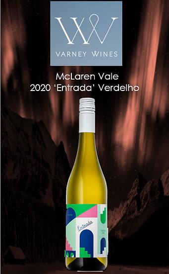 2020 Varney 'Entrada' Verdelho
