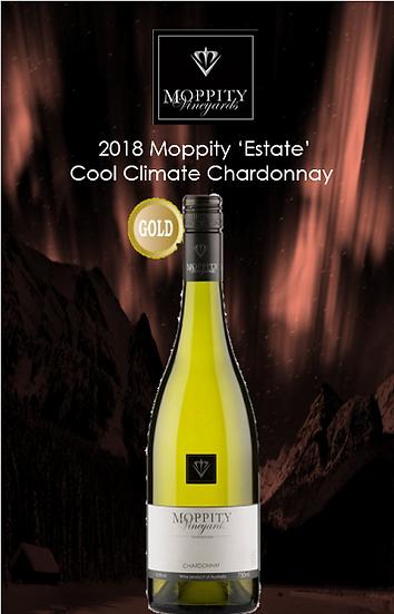 2018 Moppity Estate Chardonnay
