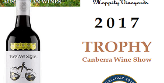 2017 Moppity 'Twelve Signs Merlot