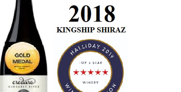 2018  Credaro 'Kinship' Shiraz Margaret River
