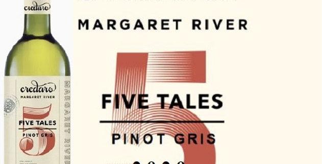 2019 Credaro ' 5 Tales' Pinot Gris Margaret River