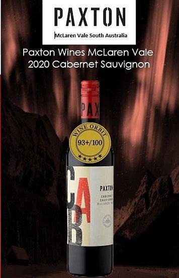 2020 Paxton Cabernet Sauvignon