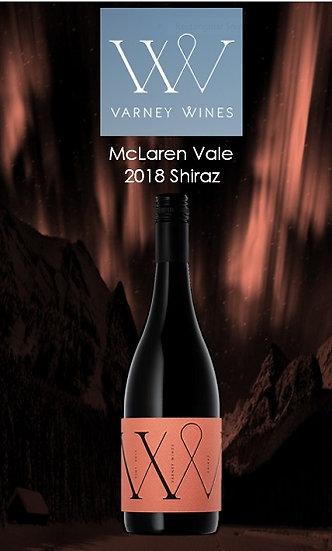 2018 Varney Wines Shiraz