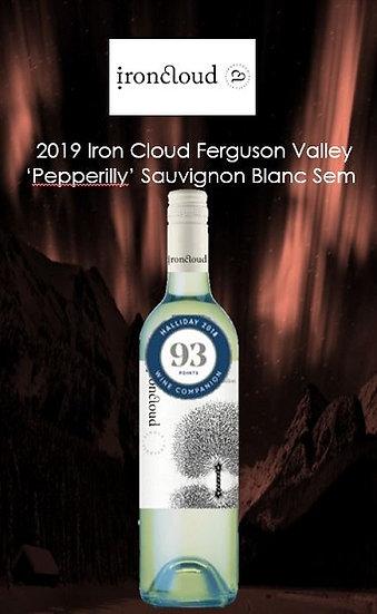 2019 'Pepperilly' Sauvignon Blanc Semillon