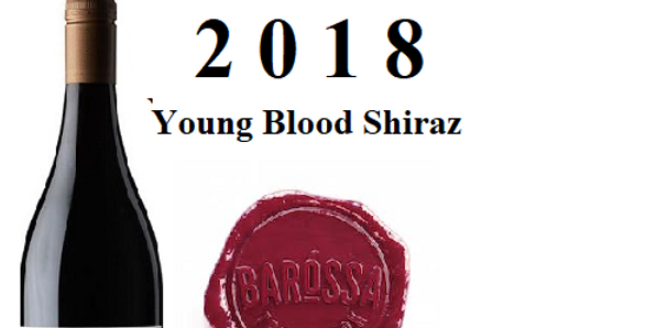 Tomfoolery 2018 'Young Blood Shiraz