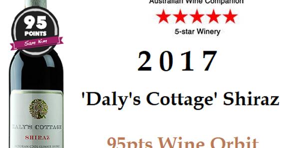 2017 Mt Avoca Daly's Cottage Shiraz